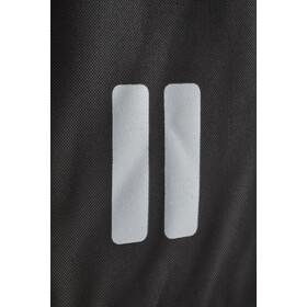 Basil Tour Double Bag XL, black/silver